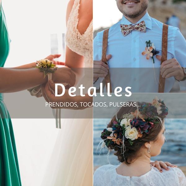 Detalles boda Elche