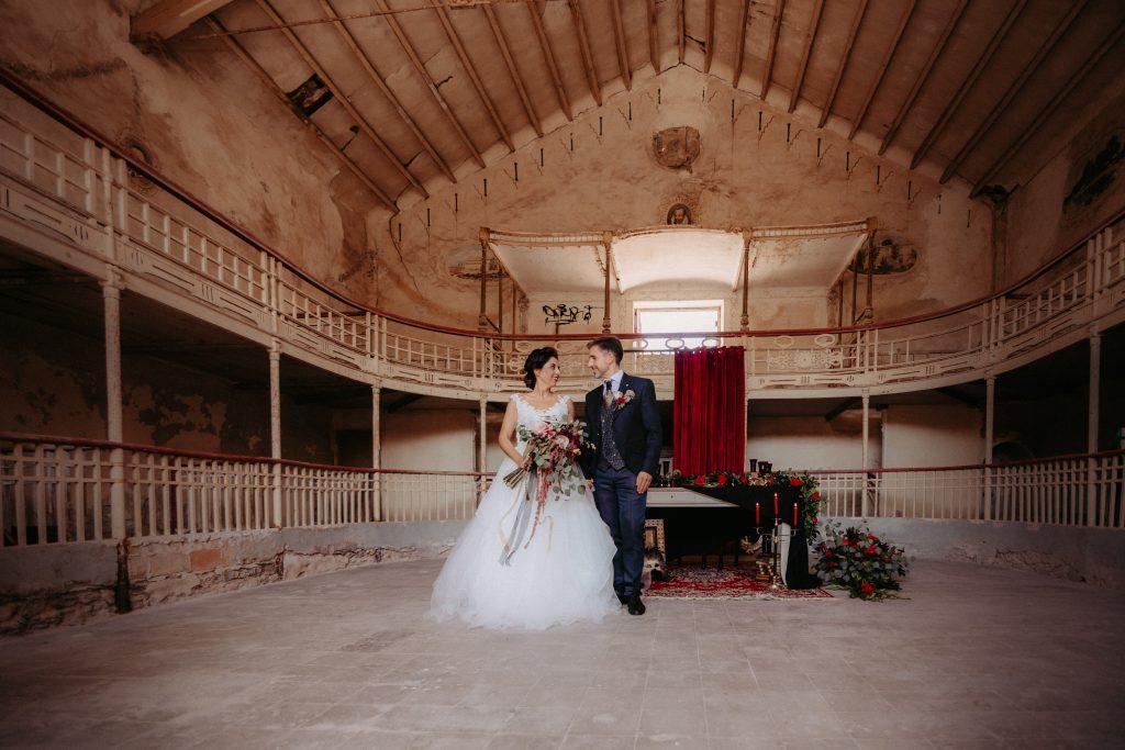 estilo romántico gótico
